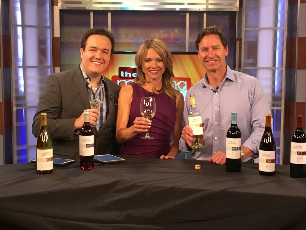 Cam on KNTV: Don't Pay Too Much For Wine